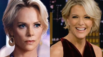 Charlize Thron representou Megyn Kelly nas telas do cinema - Instagram