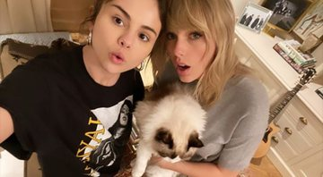 Selena Gomez, Taylor Swift e Benjamin Button - Foto/Instagram