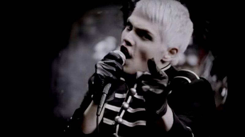 Gerard Way, ex-vocalista do My Chemical Romance