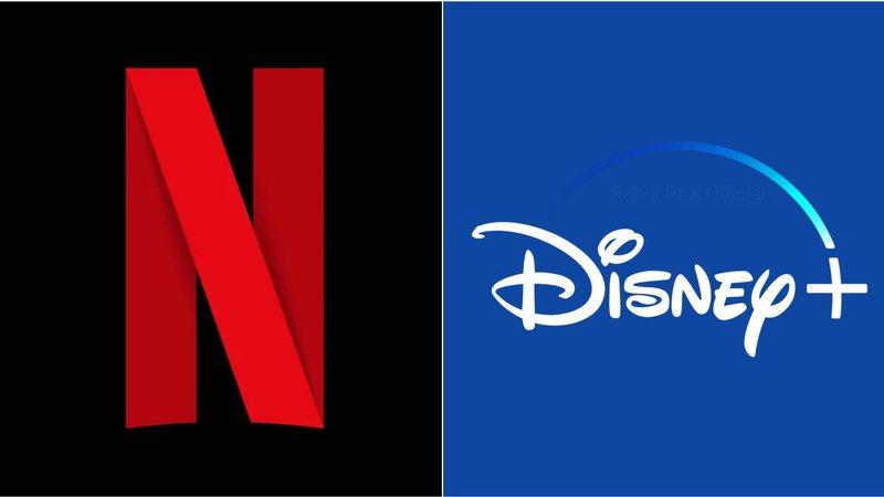Exitoína · Netflix e Disney+ interagem nas redes sociais e movimentam a  web; veja