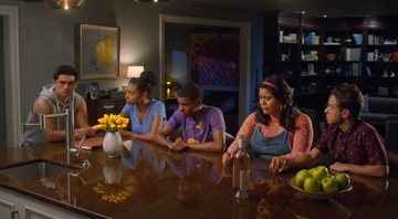 Cena do trailer da terceira temporada de On My Block - Youtube