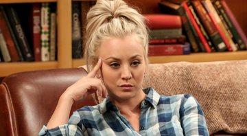 Kaley Cuoco em The Big Bang Theory - Warner