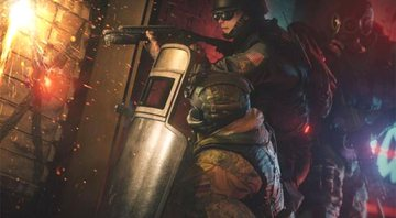 Captura de tela de gameplay de Rainbow Six Siege - Ubisoft