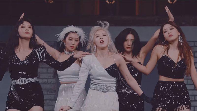Exitoína Red Velvet Um Dos Populares Grupos De K Pop Lança Videoclipe De Psycho