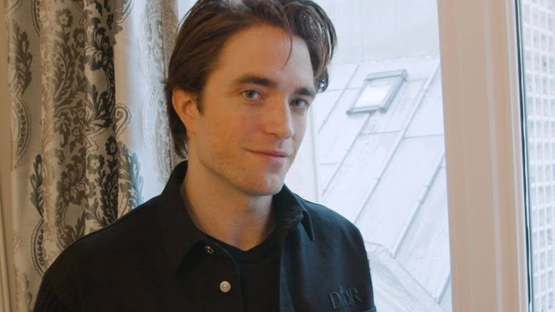 Robert Pattinson em entrevista à Vogue -