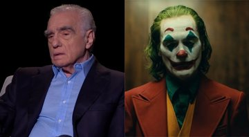 Martin Scorsese e Coringa - Youtube