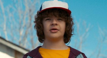 Dustin, personagem da série Stranger Things - Netflix