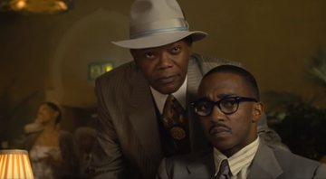 Samuel L. Jackson e Anthony Mackie em trailer de The Banker - YouTube