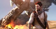 Cena do jogo Uncharted - Naughty Dog