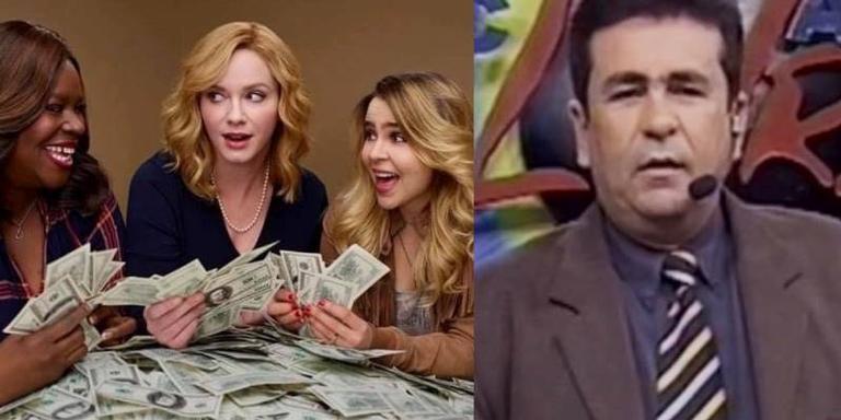 'Good Girls' e 'Bandidos Na TV'