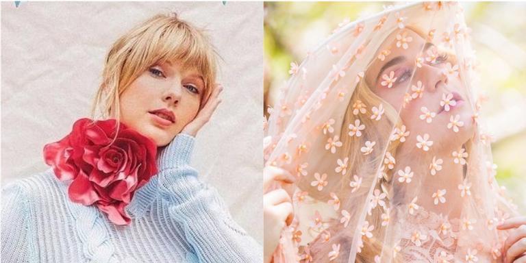 Taylor Swift e Katy Perry.