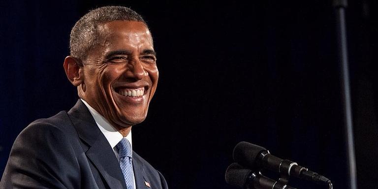 Barack Obama, ex-presidente dos Estados Unidos.