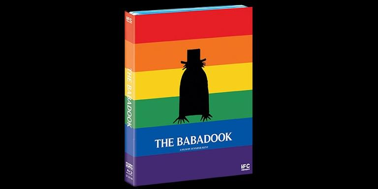 'O Babadook' ganha versão especial para comemorar o mês do Orgulho LGBT.