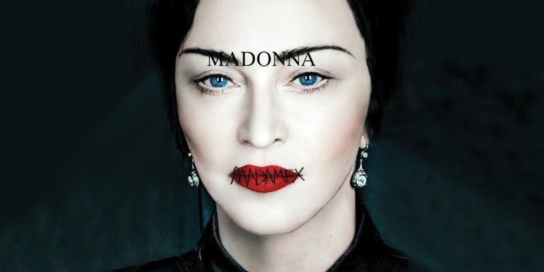 Madonna na capa do álbum 'Madame X'