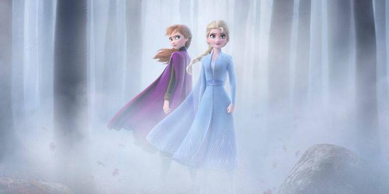 Primeira imagem oficial de 'Frozen 2'.