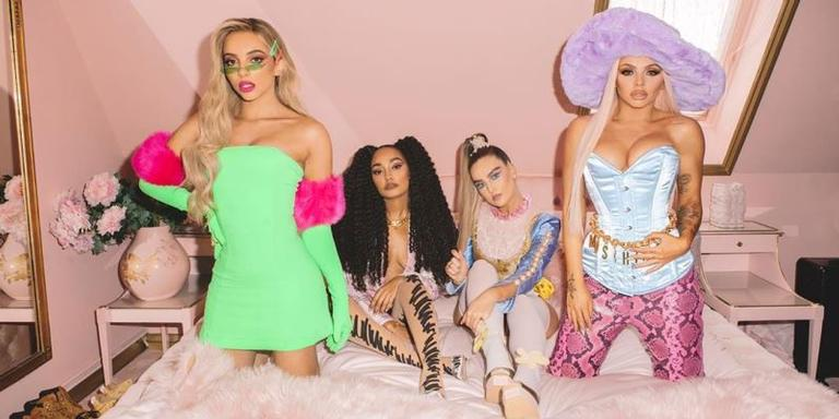 Little Mix lança novo single; ouça 'Bounce Back'