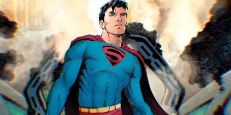 'Superman: Year One'