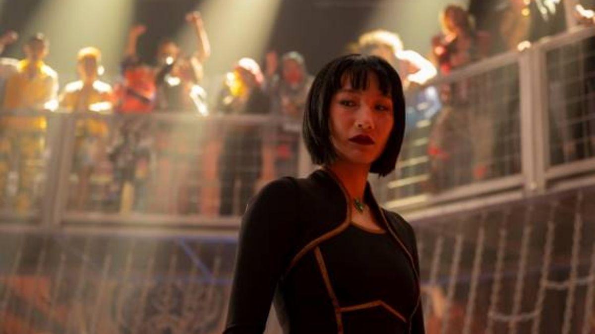 """Xialing em """"Shang-Chi e a Lenda dos Dez Anéis"""" (Reprodução/Marvel Studios)"""